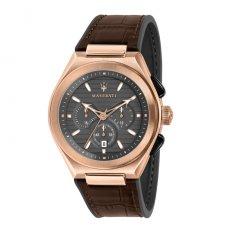 Reloj Maserati TRICONIC R8871639003 Hombre Oro rosa