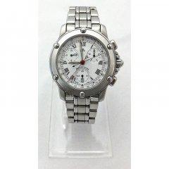 Reloj Maurice Lacroix 04761-6702 hombre blanco acero