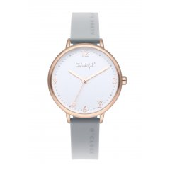 Reloj Mr. Wonderful TIME FOR FUN WR40400 niña gris