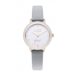 Reloj Mr. Wonderful WONDERFUL TIME WR25400 niña gris