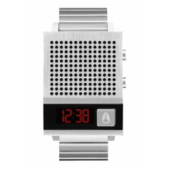 Reloj NIXON A1266000 THE DORK TOO SILVER