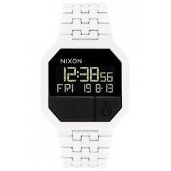 Reloj NIXON A158126 RE-RUN ALL WHITE Hombre Digital Sport
