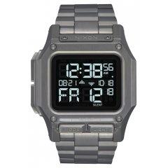 Reloj NIXON REGULUS SS GUNMETAL A1268131 Hombre  Acero Inox.