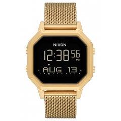 Reloj NIXON Siren Milanese A1272502 Hombre Dorado Acero Inox.