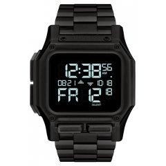 Reloj NIXON SS ALL BLACK A1268001 Hombre  Acero Inox.