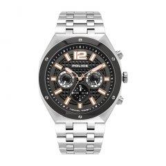 Reloj POLICE KEDIRI DUAL TIME PL.15995JSTU-61M  hombre gris