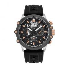 Reloj POLICE LUANG CHRONO PL.16018JSTU-13P hombre negro