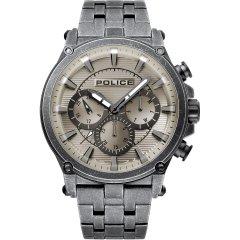 Reloj POLICE PL.15920JSQU/20 hombre multifunción Gun metal / smoke
