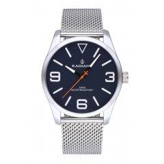 Reloj Radiant DARTH RA533203 hombre acero malla azul
