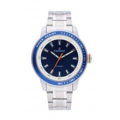 Reloj Radiant RA494201 Hombre Plateado/Gris Acero