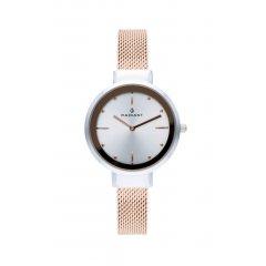 Reloj Radiant RA510602 Mujer Plateado/Gris Acero