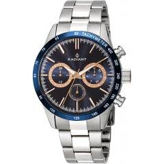 Reloj RADIANT New Empire Steel RA411204 Hombre Azul