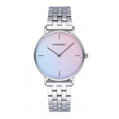 Reloj Radiant PACIFIC BLUE RA549201 Mujer acero plateado