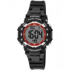 Reloj Radiant RA397601 Niño Caucho Negro