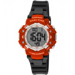 Reloj Radiant RA397602 Niño Caucho Negro