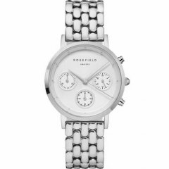 thumbnail Reloj Rosefield The Octagon Steel Silver OCWSS-O41 mujer