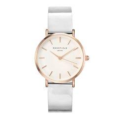 Reloj Rosefield Premium Gloss SHMWR-H35 mujer blanco