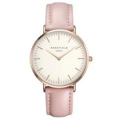 Reloj Rosefield The Bowery BWPR-B7 mujer blanco