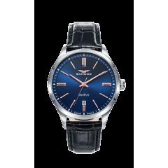 thumbnail Reloj Sandoz Dynamique 81479-37 hombre azul