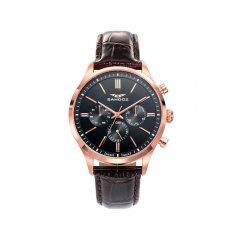 thumbnail Reloj Sandoz Dynamique 81485-57 hombre negro cronógrafo
