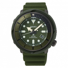 Reloj Seiko Prospex Street SNE535P1 hombre verde