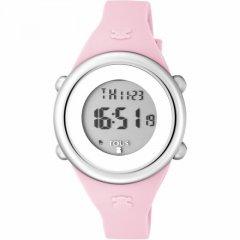 Reloj Soft Digital TOUS 800350610 niña silicona y acero