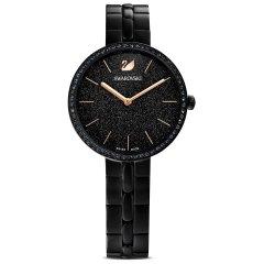 Reloj Swarovski Cosmopolitan 5547646 brazalete negro PVD negro