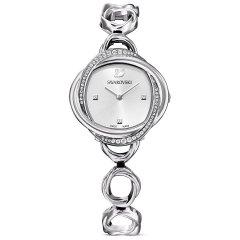 Reloj Swarovski Crystal Flower 5547622 plateado acero inoxidable