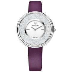 Reloj Swarovski Crystalline Pure 5295355 Mujer Blanco