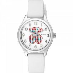 Reloj Tartan Kids TOUS 900350235 niña caucho y acero