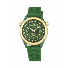 Reloj Tender time Tous 100350575 acero y silicona