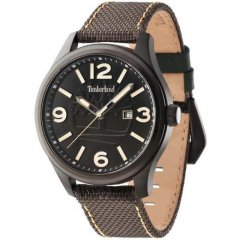 Reloj  Timberland Moringa 14476JSB-02 Hombre Negro Calendario