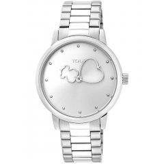 thumbnail Reloj TOUS brazalete esterilla 100350405 plateado