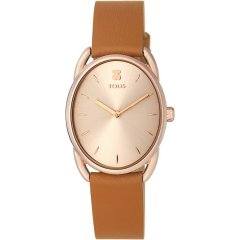 Reloj TOUS DAI IPRG ESF ROSÉ PIEL 100350445 mujer