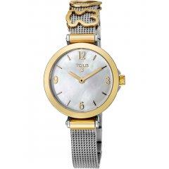 Reloj TOUS ICON CHARMS SS/IPG 700350165 mujer nácar