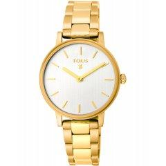 Reloj Tous Rond straight 100350470 mujer dorado