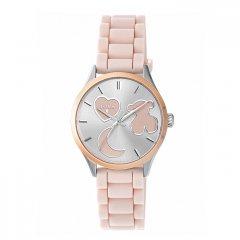 Reloj TOUS SWEET POWER C. SILIC NUDE 800350745 mujer