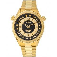 Reloj Tous Tender time 100350460 mujer dorado