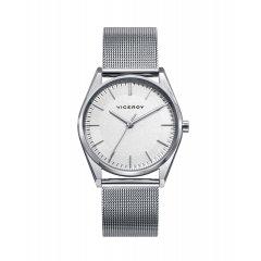 Reloj Viceroy 461146-07 mujer acero plateado