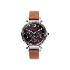 Reloj Viceroy  471052-45 Mujer Piel Acero Multifunción