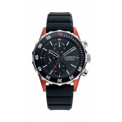 Reloj Viceroy 471159-57 Heat hombre negro silicona