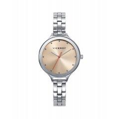 Reloj Viceroy Kiss 471292-97 mujer acero plateado