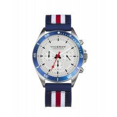 Reloj Viceroy Beat 471277-06 hombre plata