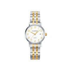 Reloj Viceroy Grand 42224-94 mujer acero bicolor