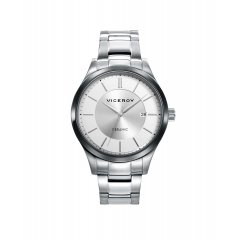 Reloj Viceroy GRAND 471253-07 hombre acero plata