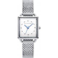 Reloj Viceroy Kiss 401100-07 mujer acero blanco