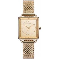 Reloj Viceroy Kiss 401100-97 mujer IP dorado