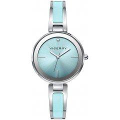 Reloj Viceroy Kiss 471244-97 mujer esmalte verde