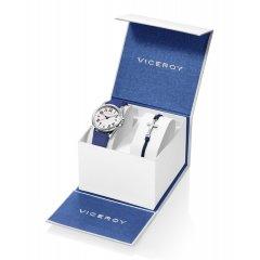 Reloj Viceroy Pack 42397-04 niño negro acero y goma