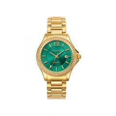 Reloj  Viceroy Penélope Cruz 471028-65 Mujer Verde Circonitas